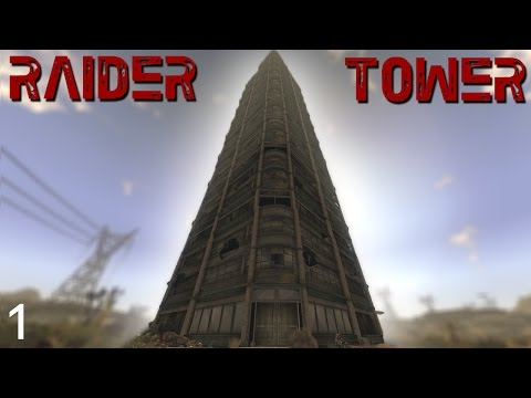 Fallout New Vegas Mods: Tower of Raiders! - Part 1