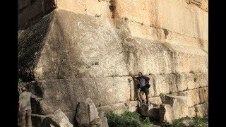 Exploration Of Megalithic Baalbek In Lebanon