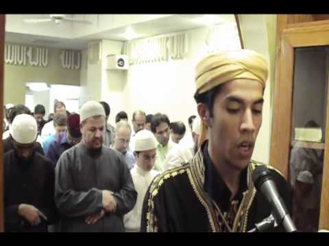 Amazing Taraweeh 2011 [Full] 1st night + Dua'a @ USA ICSGV Qari Youssef Edghouch