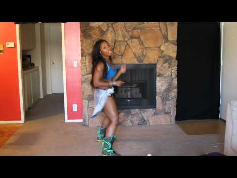 Zumba Inspired Fun Latin Soca Dance Workout!! video