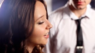Safe and Sound - Capital Cities (Cover by Ali Brustofski & Corey Gray) Official Music Video