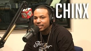 Chinx Freestyles on Flex