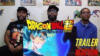Dragon Ball Super: Broly Movie Trailer Reaction