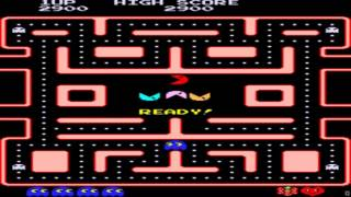 ARCADE HACK MS PAC EVIL MS PACMAN MS PAC MAN FROM HACKY PAC BY DAVID WIDEL IN 2001 REVERSE ROLES