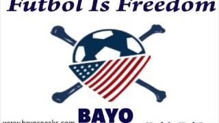 World Cup Song: Futbol Is Freedom - Songs for USA World Cup Team - American Outlaws