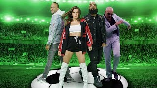 Клип Arash - Goalie Goalie ft. Нюша, Pitbull & Blanco