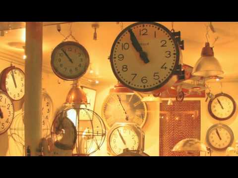Sleep Well! White Noise Of Clocks Ticking -8 Hrs video