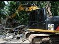 Ratusan Bangunan Liar di Kemayoran Dibongkar
