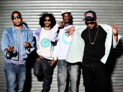 Black Hippy - I Know