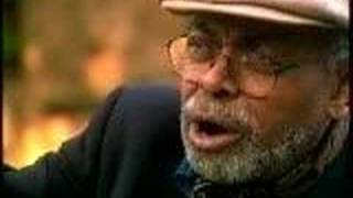 Amiri Baraka's talks about writing poetry.