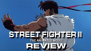 Street Fighter II The Animated Movie Review - Scrambled Thoughts