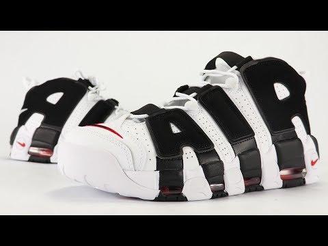 Video: Nike Air More Uptempo 'Scottie Pippen' PE