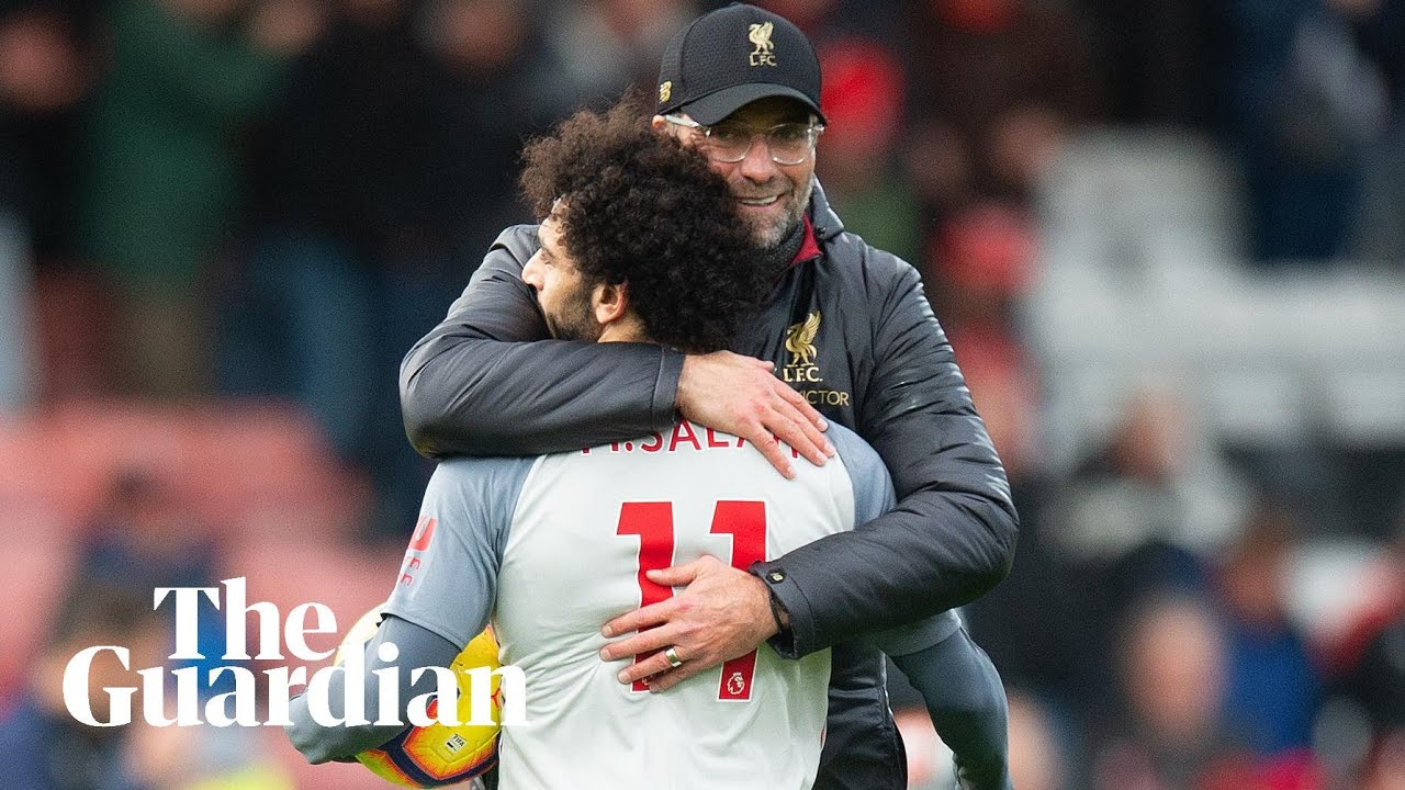 Klopp hails 'exceptional' Salah as Liverpool brush Bournemouth aside