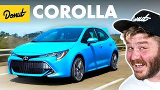TOYOTA COROLLA - Everything You Need to Know | Up to Speed