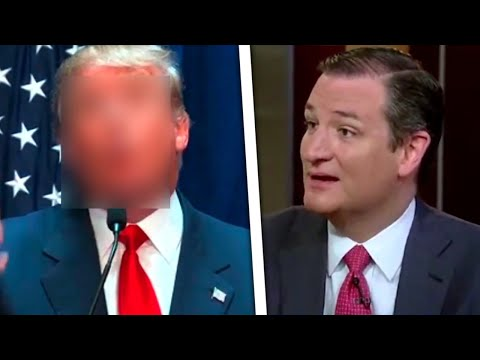 Ted Cruz Backs Donald Trump's 'Mexicans Are Rapists' Racism