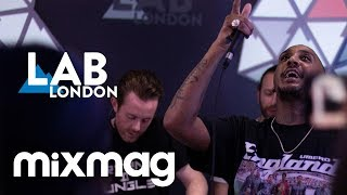 CHASE & STATUS jungle set in The Lab LDN