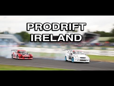 Behind the Smoke 2 - Ep 22 Pro Drift Ireland - Daijiro Yoshihara