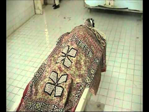 Larkana 19 10 2011 Hathyar Bandon Ke Hathon Qatal Hone Wala Shoukat Ali Thebo Bakhtiar Bugti video