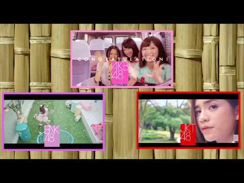 Download AKB48 BNK48 JKT48 TSUGI NO SEASON MIX Mp4 baru