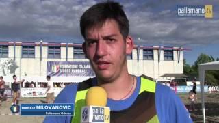 Beach Handball: la festa di Oderzo e Salerno chiude i Campionati Italiani