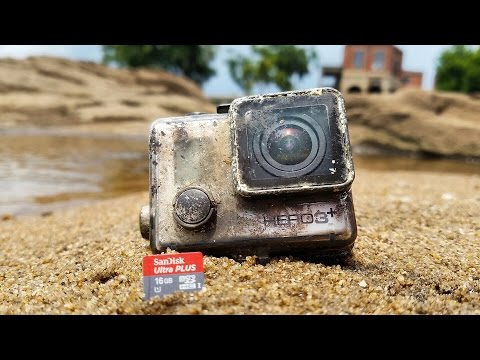 Found GoPro Camera Lost 1 Year Ago! (Reviewing the Footage)   DALLMYD