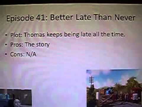 Thomas and Friends Season 2 Review