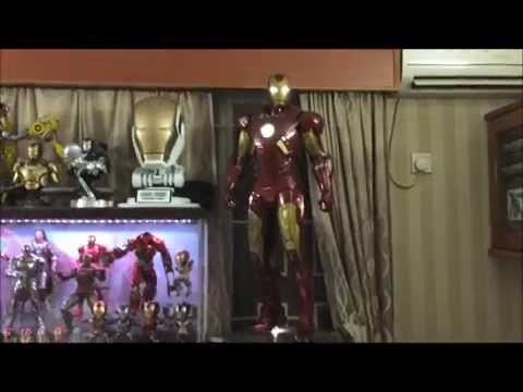 Iron Man Mark Vii Legendary Scale Figure Scale Figure Iron Man Mark