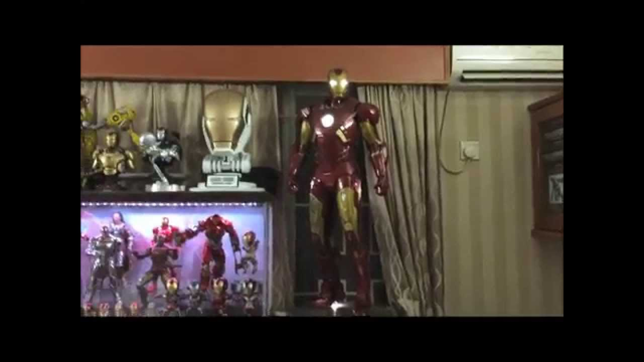 Iron Man Mark Vii Legendary Scale Figure Scale Figure Iron Man Mark
