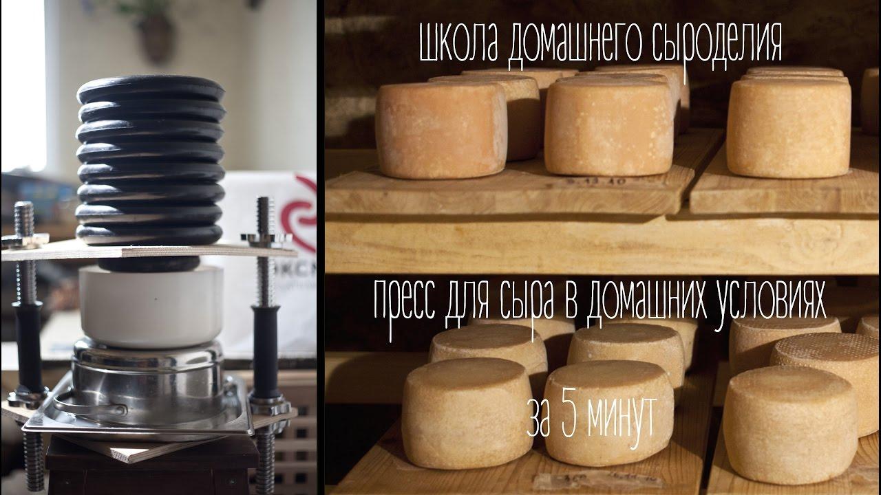 Купить все для сыроварения в домашних условиях