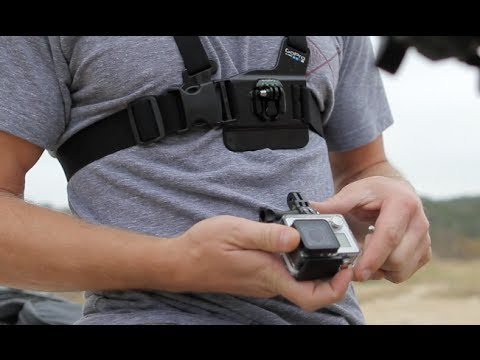 Best Camera Position on Chesty for Cycle Riding - GoPro Tip #315