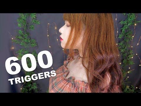 ASMR Ultimate 600 Triggers ⭐