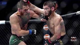 Conor McGregor breaks down fight with Khabib Nurmagomedov at UFC 229