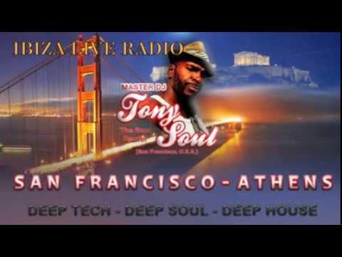 MASTER DJ TONY SOUL - IBIZA LIVE RADIO 24 FEB 2014