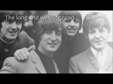 The Beatles - Long and Winding Road (Plus Lyrics) (1970) [HIGH QUALITY COVER VERSION]
