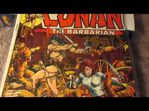 Conan The Barbarian #24 -(1973) /First Full App. Red Sonja