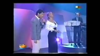 Valeria Lynch & Juan Darthes: Que tango hay que cantar