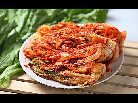 Кимчи Салат Как приготовить из Пекинской капусты 21 09 2014