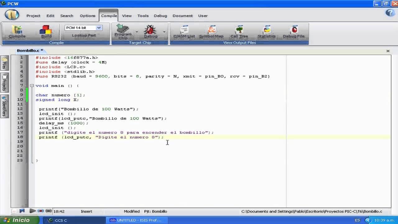 pcw c compiler