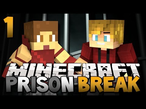 Minecraft Prison Break Meet Jayg3r Season Two Minecraft Jail Break Episode 1
