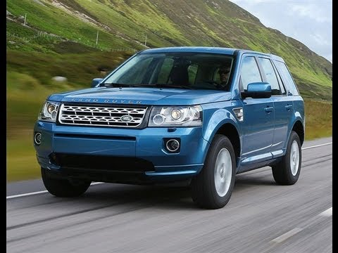2013 Land Rover Freelander 2 / Тест-драйв