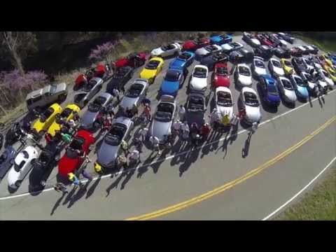 """Rockin' The Dragon"" 2014 S2000 Rally at Tail of the Dragon Deals Gap"