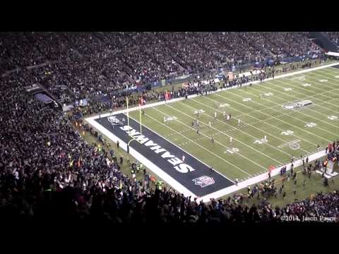 Ultimate Fan Reaction 2013 Nfc Championship Seahawks Vs 49ers Century