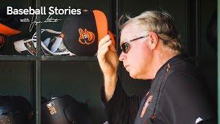 Buck Showalter on Using Analytics | Baseball Stories
