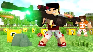 Minecraft: ESCADONA - ARMAS ESTRANHAS ‹ AM3NIC ›