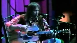 Watch Neil Young War Of Man video