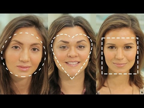 How to Contour Your Face Shape   NewBeauty Tips and Tutorials