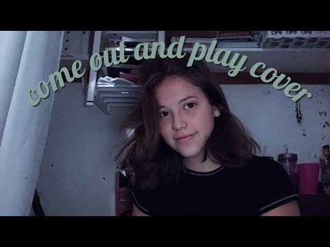 come out and play- cover by andy b MP3