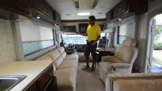 1991 Holiday Rambler 37 classic detailed video with captions!