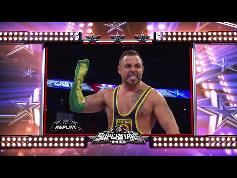 Kofi Kingston vs. Santino Marella: WWE Superstars, Nov. 1, 2013