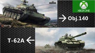 World of Tanks Xbox One | T-62A/Obj.140 Soviet Medium